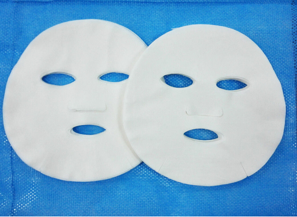 35 gsm Customized Facial Sheet Mask Safety Milk Facial Mask